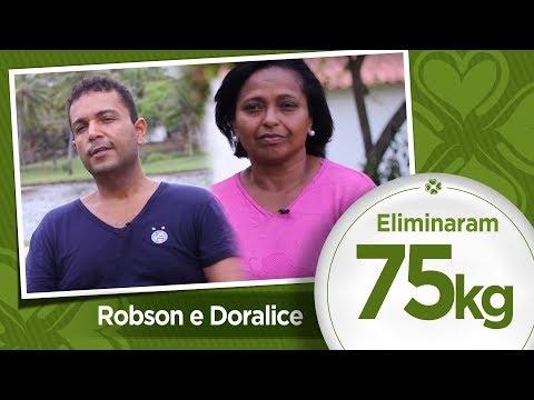 Descubra como Robson e Doralice perderam mais de 75k