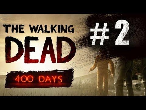 The Walking Dead 400 Days DLC Gameplay Walkthrough Part 2 - Shel