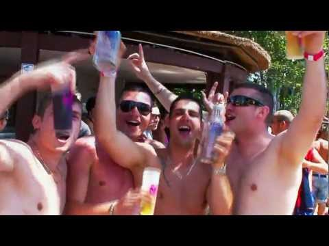 Marina Pool Party OPENING 17.06.12