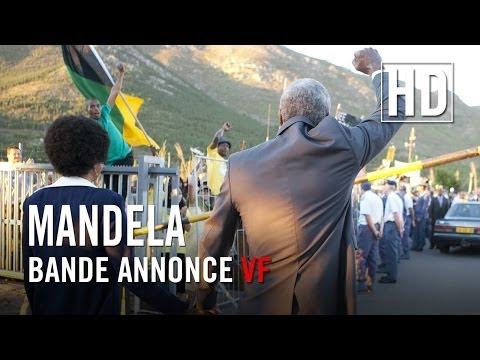 Mandela : Un long chemin vers la liberté - Bande annonce officielle VF