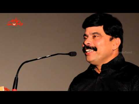 Power Star Seenivasan Praises Kamal Haasan At Vaaliba Raja Audio Launch video