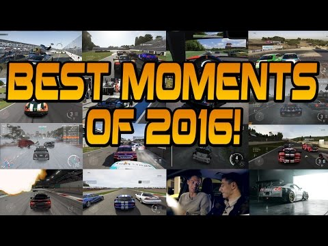 SUPER GT's TOP 10 MOMENTS OF 2016!