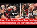Roman Loss Extreme Rules ! Orton Heel Returns ! WW