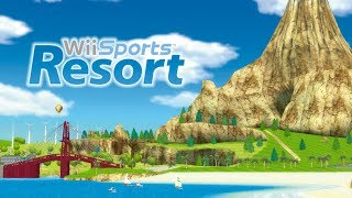 Playing One Of My FAVORITE Wii Games | Wii Sports Resort