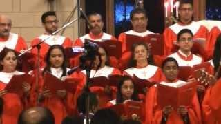 Girinirakal Paadunnu- CSI Christ Church Toronto, Carol 2013