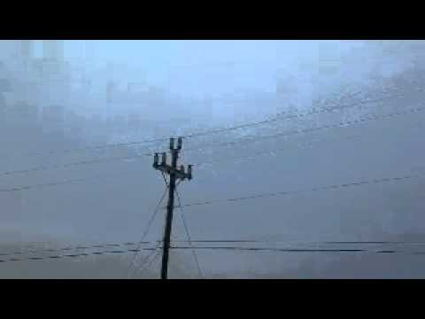 Wind on Power Lines in Newfoundland