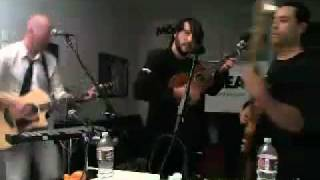 Just A Part Of Me Acoustic LIVE on MOHEAK RADIO Basement Sessions with Reg B