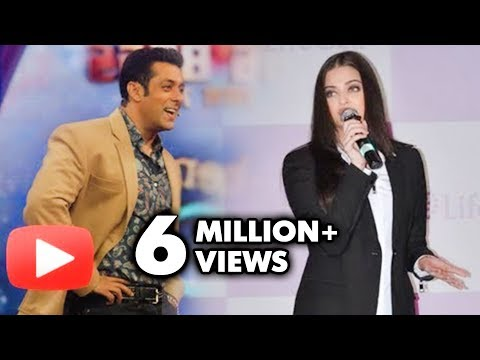 Aishwarya Rai Says Thank You To Salman Khan - Bigg Boss 7 video
