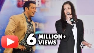 Download Aishwarya Rai Says Thank You To Salman Khan - Bigg Boss 7 3Gp Mp4