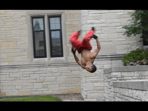University of Toledo PARKOUR - Radioactive