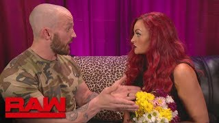 Maria Kanellis craves pickles and ice cream: Raw, July 8, 2019