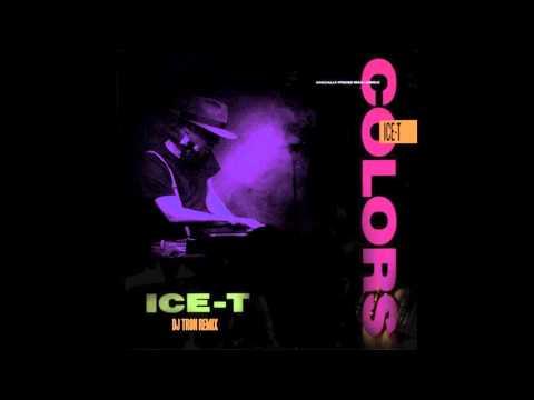 Ice-T - Colors (Tron Remix)