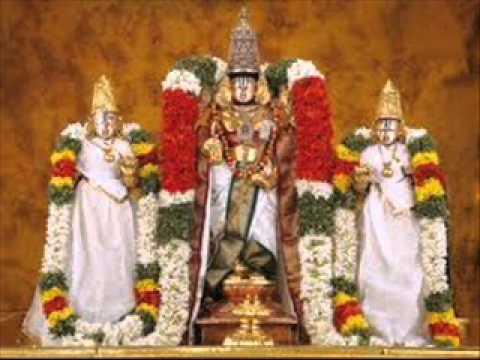 Venkatesa Suprabhatam in Tamil by M S