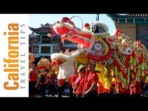 Chinatown - Los Angeles Attractions