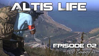 [Replay] Altis Life S04E02 - Le Caporal (Police)