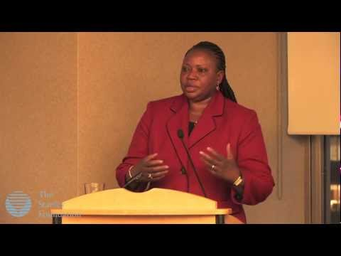 ICC Prosecutor-Elect Fatou Bensouda Talks Court's Role in R2P