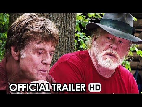 A Walk in the Woods Official Trailer (2015) - Robert Redford, Nick Nolte HD