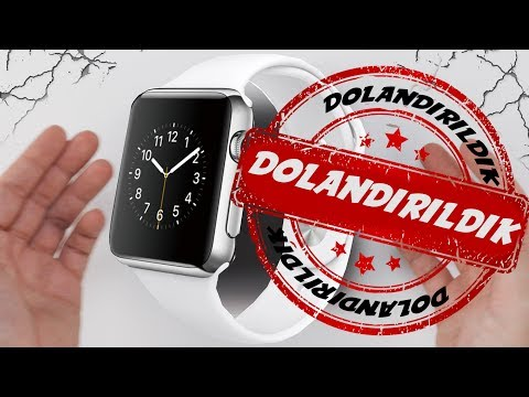 TV'de 139TL'ye SATILAN APPLE WATCH İNCELEMESİ - TAA
