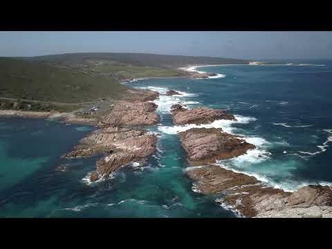 South Western Australia Drone footage