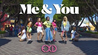 [KPOP IN PUBLIC MEXICO] EXID(이엑스아이디) - 'ME&YOU' Dance Cover [The Essence]