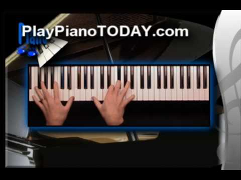 Piano Lessons - Worship for Piano... Ch. 1 Music Videos
