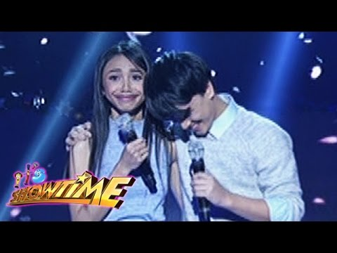 "It's Showtime: Maymay and Edward sing ""Baliw"""