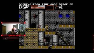 spécial rétro Gaming avec Castlevania,Galaga,Super Mario,Kirby's