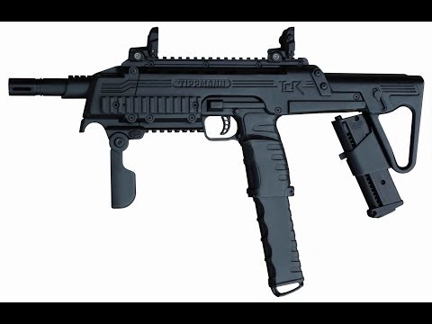 Introducing the Tippmann Tactical Combat Rifle (TCR)