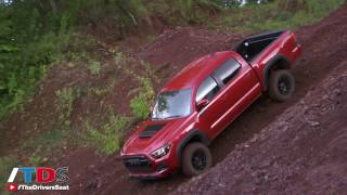 2017 Toyota Tacoma TRD PRO Crawl Control Demonstration