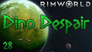 Rimworld: Dino Despair [1.0] Part 28: Bombarded By DNA