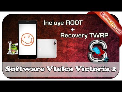 Software Vtelca Victoria 2 ★ INCLUYE ROOT ★【2016】
