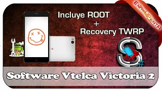 Software Vtelca Victoria 2 ★ INCLUYE ROOT ★【2016】