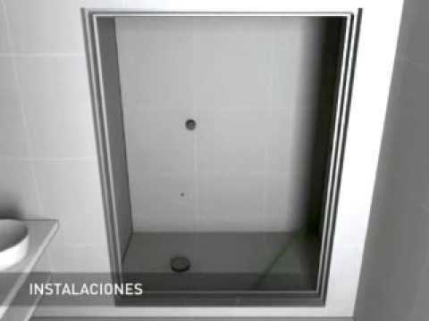 Como hacer una sauna en la ducha de tu casa youtube - Construir una sauna ...