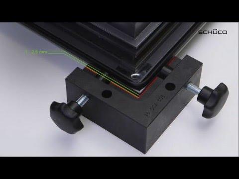 Montagevideo Schüco Fassadensystem FWS 60 CV