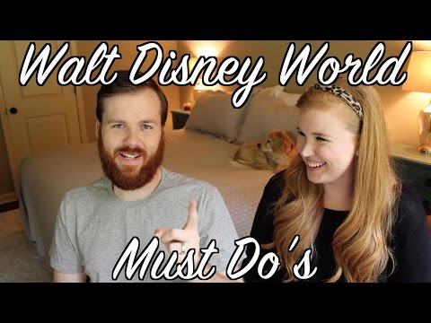 Walt Disney World Must Do's | JoeyBBugg