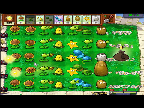 plantas vs zombies  los vegezombis 1