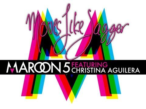 Moves Like Jagger - Maroon 5 featuring Christina Aguilera Music Videos