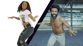 This Is America (Official Dance Tutorial Pt 2) by choreographer Sherrie Silver | Childish Gambino