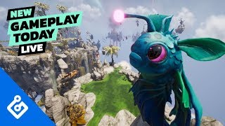 Journey To The Savage Planet –New Gameplay Today Live