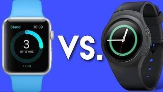 Watch OS vs Tizen OS