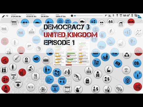 Dem 3 UK Episode 1: Fixing the British Economy