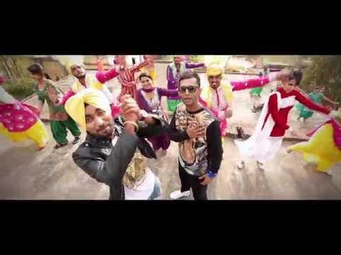 Anparh Desi Official Video - Dj Harvey Feat. Saini Surinder & Jaswinder Jassi video
