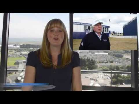 Aberdeen Business News TV - 14/7/2014 - Sponsored by Aberdeen ILV