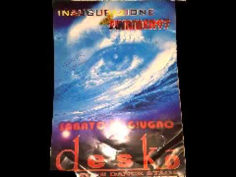 Deskò – DJ Bernardini e Vocals Zicky il Giullare Estate 1995 – 3° parte