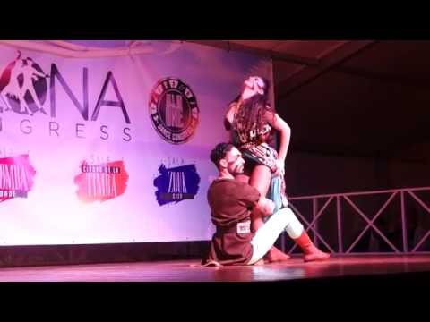 BDC2016   Juan and Elena in performance ~ video by Zouk Soul