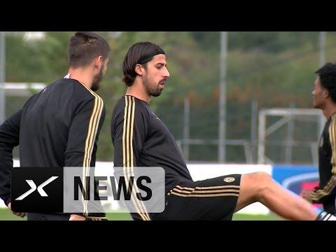 Sami Khedira: Drittes Land, dritte Meisterschaft   Juventus Turin holt Titel