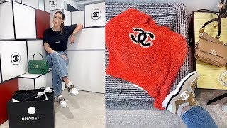 I Scored Big Time! Chanel Fall Winter 19k Collection Luxury Shopping