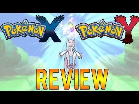 Lets Review - Pokémon X & Y