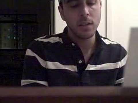 The Journey - Scott Alans first Video Blog