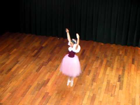 Alive Ballet Center Performance at Ala Moana Center April 29, 2012 Honolulu, ...